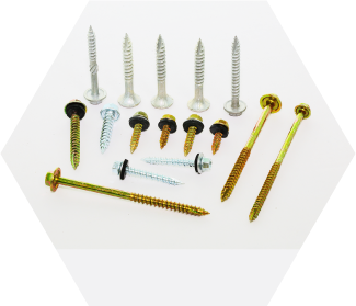 Roofing & Decking <br>Screws